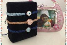 My Handmade bracelets / Own designs