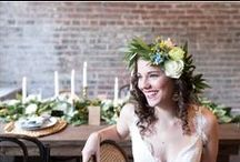 Inspiration Shoots / Inspiration shoots that Something White Bridal Boutique has had the pleasure of being a part of.