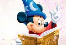 Walt Disney / Fantastic world Disney