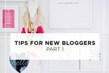For Bloggers / Tips and ideas for bloggers.