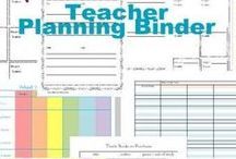 """Classroom Printables / a collection of free """"printables"""" for teachers! including worksheets, organizational tables, classroom games... anything and everything that is print-friendly to help make teachers' lives a little bit easier."""