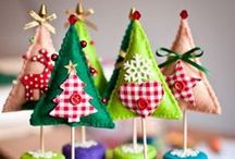 Ideas for Christmas / Ideas. ornaments to decore home for Christmas