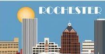 Rochester NY Landmarks
