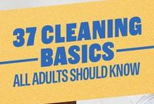 Cleaning Tips & Tools