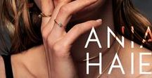 Ania Haie - #StyleStackLayer / Welcome to Ania Haie, your new go-to destination for the latest dainty and trendy jewellery pieces that are easy to #StyleStackLayer.