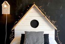 kids room ideas / by Vanessa Caldas