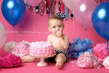 Photography ~ First Birthday