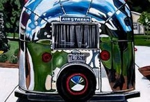 trailers, mostly Airstream / by Jay Findley
