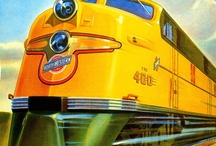 trains / by Jay Findley