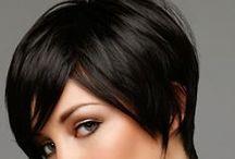 Hair Affair / Hair styles I adore. / by Megan Stearns