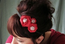 Crafts - Headbands & Barretts
