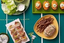 Superbowl Party Picks / Our favorite recipes and product picks for game day! #superbowl / by Wayfair.com