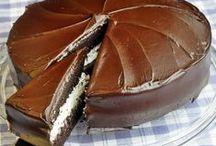 Cakes / by Nancy Schupple