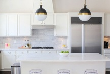 Cook Here / fun & functional kitchens / by Meghan Kelly