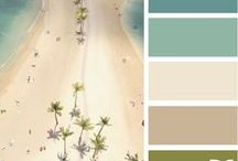 Colour palattes / by Nancy Schupple