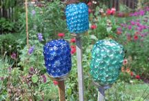 """D.I.""""My""""self~Sculptures & Chimes / by Renee Colden"""