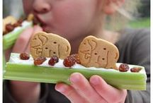 Healthy After-School Snacks / These yummy (and healthy) options put a fresh spin on your kid's snack time! / by Wayfair.com