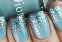 Fingers and Toes / Pretty nails! / by Nicole Blake