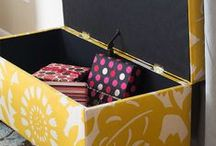 Holiday Gift Hiding Places / Stylish ways to stash your holiday gifts! http://www.wayfair.com/holiday-gifts / by Wayfair.com