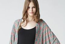 The Kimono Affair / The IT item of the season. Perfect for festivals, park strolls and Sunday picnics on the beach.  / by Izabel London