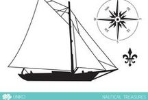Uniko Studio Nautical Treasures