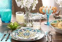The Bold & Bright Table / by Wayfair.com