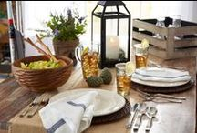 The Rustic Table / by Wayfair.com