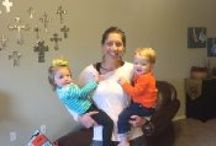 Twins & Toning / Balancing a Healthy & Active Life