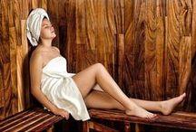 Sauny suche domowe / Sauna infrared i sauna fińska - sposób na relaks w domowym zaciszu.