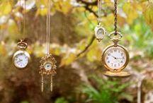 Clocks and Hourglasses