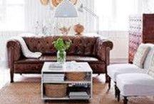 Living Room for Ladies & Gentlemen / by Wayfair.com
