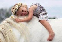 LOVING HORSES... / by Joan Myrick