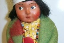 BEACONS & SKOOKUMS / Indian, Lodge, Camp, Pendleton, Cigar Store Indian, Turquoise, Vintage west / by Sue Blunt