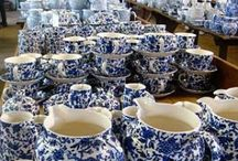 Blue and White / by Joanna Clyne