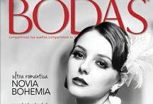 Portadas Revista Bodas / Portada de Nuestra Revista