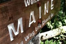 Maine, the way life should be! / My home State and the location for the books that I write.  / by Kim Scott