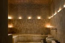 Hammam's and showers