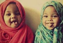 Hijabi Fashionista / by Mama Ossif