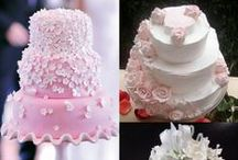 ♥♥ Boda: Pastel nupcial ♥♥ / Te presentamos diversas opciones para tu pastel nupcial.