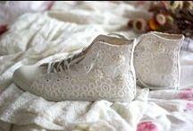 ♥♥ Novia: Calzado - Zapatillas ♥♥