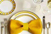 ♥ De color: Amarillo ♥