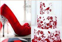 ♥ De color: Rojo ♥