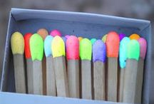 ♥ De color: Neon ♥