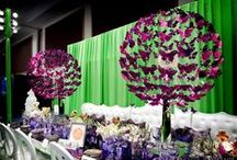 ♥ Tema boda: Mariposas ♥