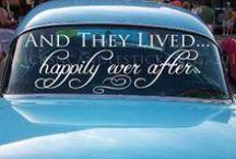 I do:) / Wedding ideas