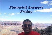Financial Answers Friday / Weekly video feature from Figueroa Financial providing tips and advice on how to win with #money.