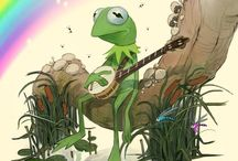 Grodor/Frogs / Bilder av grodor