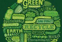 Grönt/Green / Älskar färgen grön