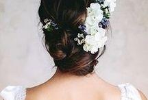 Cabelos de noiva - Bridal Hair