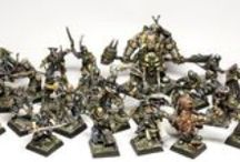 Mordheim miniatures / A collection of inspirational images depicting Mordheim miniatures (single models and whole warbands).